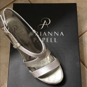 "Adrianna Papell ""Annette"" heels"